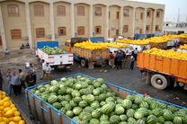 ارز آوری 5.7  میلیارد دلاری صادرات محصولات کشاورزی