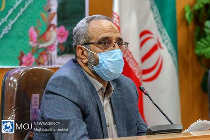 نشست خبری رییس شورای هماهنگی تبلیغات اسلامی استان اصفهان