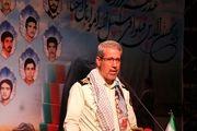 نیروی انتظامی در خط مقدم جهاد و شهادت است