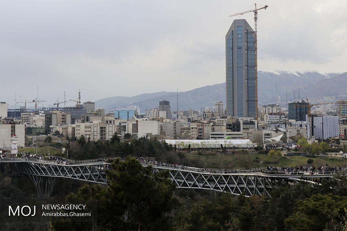 ممنوعیت تجمع در پارکها و بوستانهای تهران در روز طبیعت