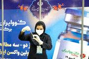 تزریق ۴۱۰ هزار دوز واکسن کووایران برکت در کشور