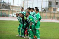 نیم نگاه تیم شهرداری همدان به صدر جدول لیگ دسته 2 فوتبال کشور