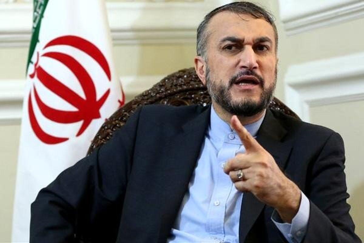 ایران از انتخاب مردم سوریه حمایت میکند