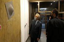 سفیر قبرس از یازدهمین دوسالانه سرامیک بازدید کرد