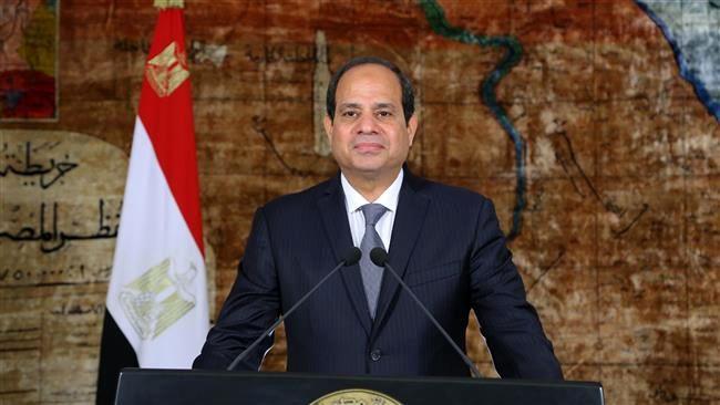سیسی با کسب ۹۷ درصد آرا مجددا رئیسجمهوری مصر شد