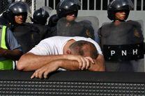 مرگ ۴ هوادار فوتبال در هندوراس