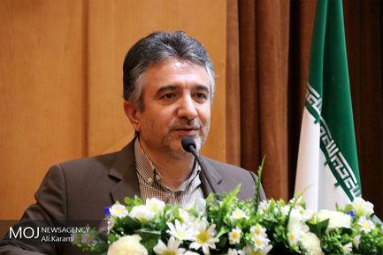 مراسم تکریم و معارفه مدیرکل منابع طبیعی و آبخیزداری کردستان