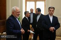 دیدارهای امروز وزیر امور خارجه - ۷ بهمن ۱۳۹۷