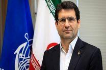 تحریم ها عامل کاهش حمل ونقل دریایی ایران نبوده است