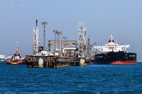 دومین محموله نفت ترکمنستان در بندر نکا تخلیه شد