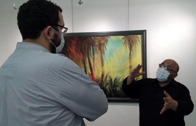 ایجاد درک جدیدی از مفهوم زندگی به روش اشراقی غایت هنر اسلامی است