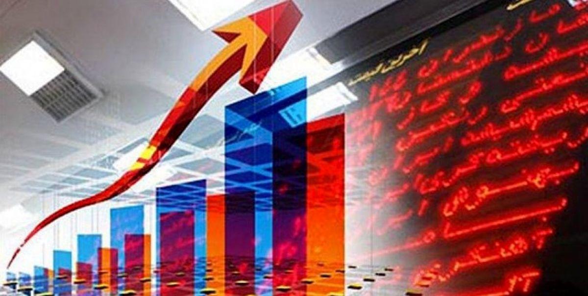 رشد شاخص بورس در جریان معاملات امروز ۳ تیر ۹۹