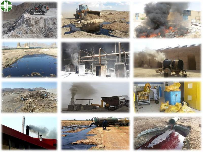 پایش بیش از ۸۰۰ واحد صنعتی، خدماتی و کشاورزی در شهرستان شاهین شهر و میمه