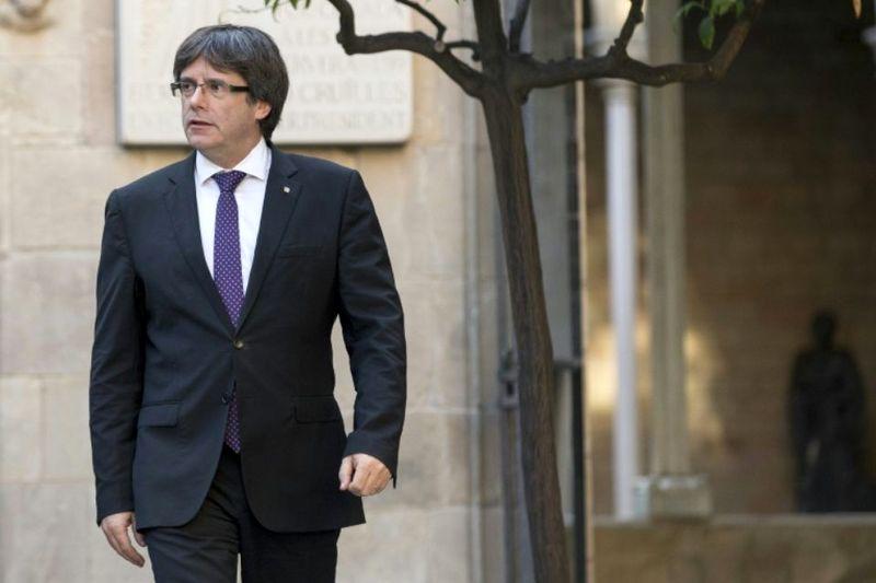 مخالفت پوجدمون با برگزاری انتخابات زودهنگام در کاتالونیا