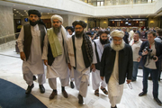 Taliban accused Trump of causing harm to peace talks
