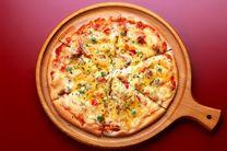این ربات پیتزا زن حرفه ای را ببینید + تصاویر