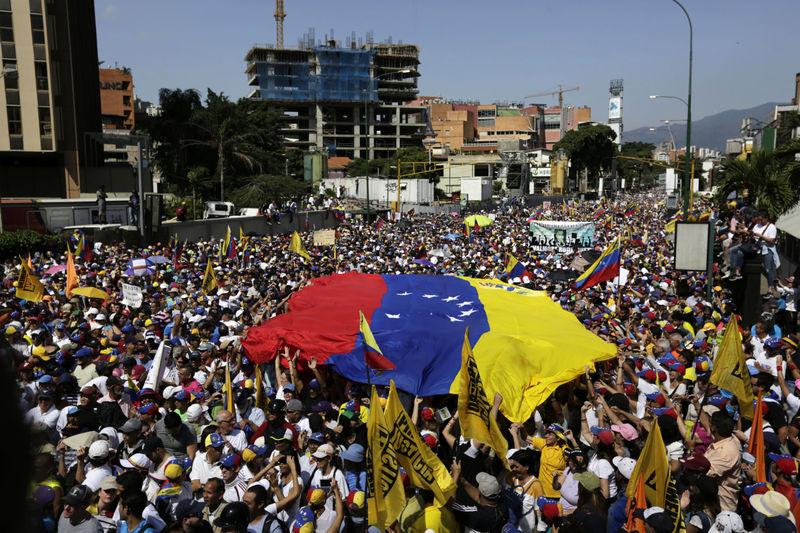 تشدید تنش ها در سالگرد انقلاب بولیواری ونزوئلا