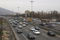 آخرین وضعیت ترافیکی جادهها /محور شمشک-دیزین تا اطلاع ثانوی مسدود است