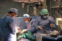 انجام عمل توراکوتومی در بیمارستان پیامبر اعظم (ص) قشم