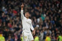 نتیجه بازی رئال مادرید و سویا/ رئال مادرید موقتا به صدر جدول صعود کرد