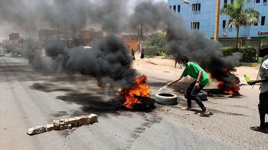 UN Security Council condemned violence in Sudan
