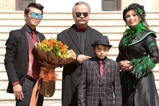 فیلم کمدی هشتگ از 4 مهر اکران میشود