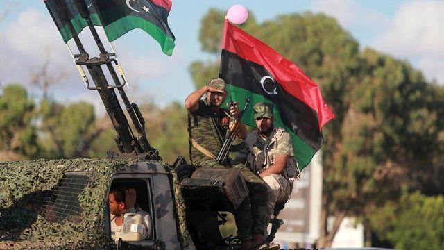 ارتش ملی لیبی مذاکره با ترکیه را رد کرد