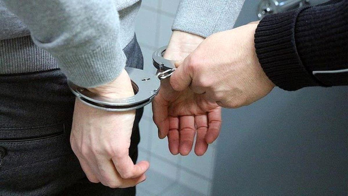 تیرانداز خیابان کرمانشاه همدان دستگیر شد