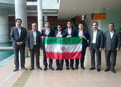 کسب مقام سوم تیم ایران در المپیاد جهانی دانشآموزی شیمی