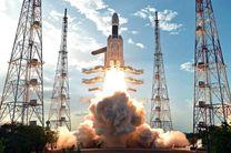 هند عظیمترین موشک خود را به فضا پرتاب کرد