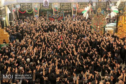 عزاداری ظهر تاسوعای حسینی در اصفهان