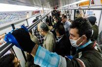آمار روزانه مسافران مترو تهران به یک میلیون نفر رسید