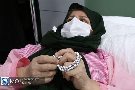 بازدید حریرچی از نقاهتگاه ایران مال