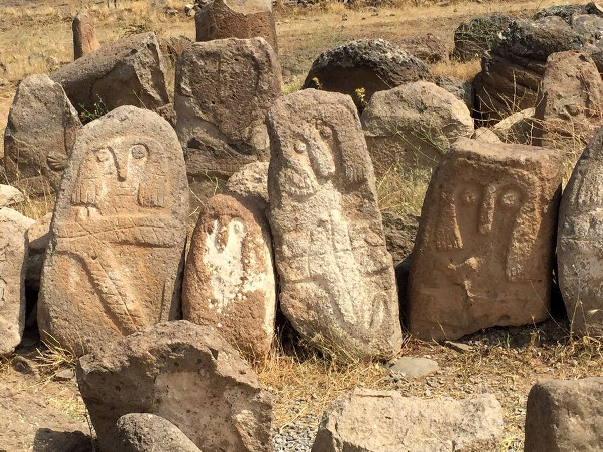 پوشش سایت موزه محوطه باستانی شهر یری با جدیت اجرا می شود