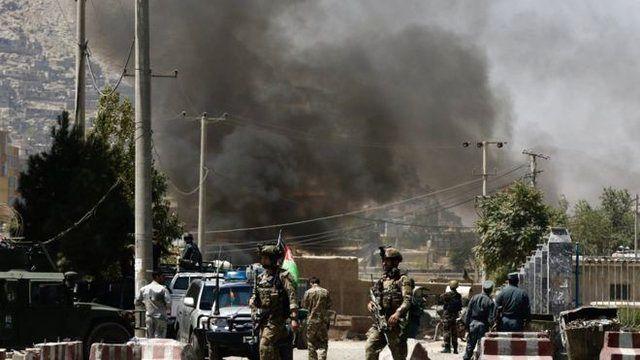 ابراز همدردی سفارت ایران با ملت افغانستان در پی حمله تروریستی هتل اورانوس کابل