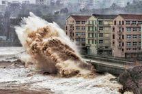 طوفان در چین، 28 کشته برجا گذاشت
