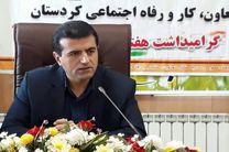 بکارگیری شغل اولی ها در کردستان با طرح حمایتی دولت
