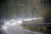 جدیدترین وضعیت جوی و ترافیکی جادههای مازندران اعلام شد