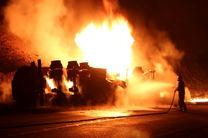 انفجار تانکر سوخت قربانی گرفت
