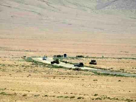 ادامه پیشروی ارتش سوریه دراستان حمص