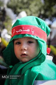 مراسم عزاداری عاشورای حسینی در کردستان