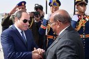 میزبانی رئیس جمهور مصر از عمرالبشیر