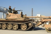 آماده سازی ارتش سوریه جهت عملیات پاکسازی استان رقه از وجود داعش