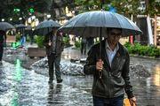 ادامه فعالیت سامانه بارشی در کشور