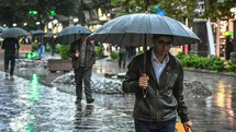 پیشبینی بارش شدید باران در ۱۳ استان کشور