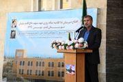 افتتاح دبیرستان شبانه روزی «حاج قاسم سلیمانی» در قشم