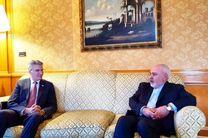 وزیر امور خارجه مالت با همتای ایرانی خود در رم دیدار کرد