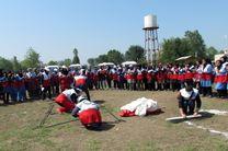 بیش از 15 هزار نفر در گیلان آموزشهای تخصصی عمومی هلال احمر را فرا گرفتند