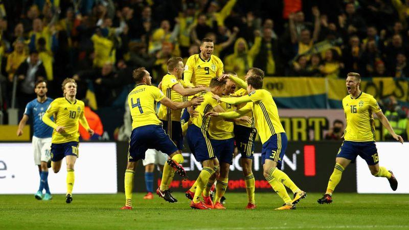 بازی سوئد و کره جنوبی آغاز شد