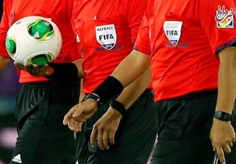 داوران بین المللی فوتبال ایران برای سال ۲۰۱۹ مشخص شدند